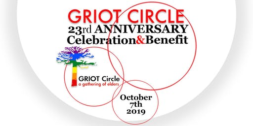 GRIOT Circle's 23rd Anniversary Celebration and Benefit