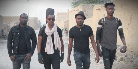 SONGHOY BLUES with RAMAKHANDRA tickets