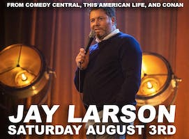 JAY LARSON (Special Event)