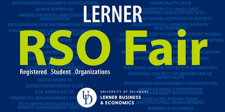 Lerner RSO Fair - Representatives only tickets