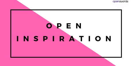 Open Inspiration tickets