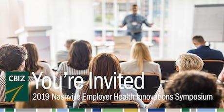 CBIZ Nashville 2019 Employer Health Innovations Symposium tickets