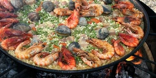 AtlanticOrganic Spanish Paella and Tapas Night