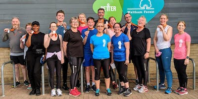 0-5k Running Course, Chingford PM