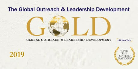 2019 Global Outreach & Leadership Development (GOLD) Conference  tickets