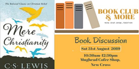 Bookclub and More reads: 'Mere Christianity' by CS Lewis  tickets
