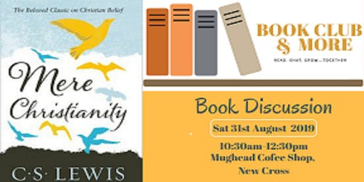 Bookclub and More reads: 'Mere Christianity' by CS Lewis