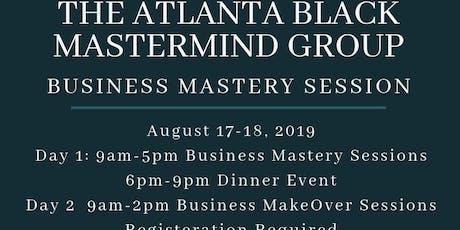The Atlanta Black MasterMind Group tickets