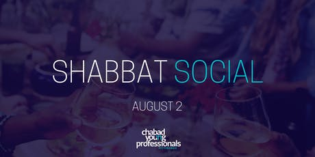 Shabat Social tickets