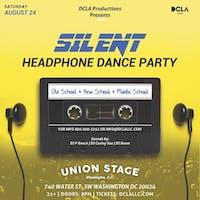DCLA Presents: Old School | Middle School | New School Hip-Hop Silent Headphone Dance Party