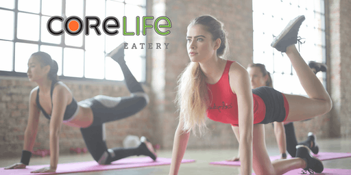 Yoga Shred ™ at CoreLife Eatery (Mentor)