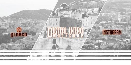 Digital Intro - Klabco | Instagram