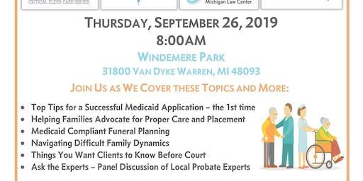 Macomb County Medicaid Bootcamp