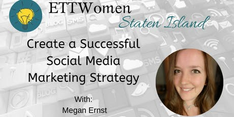 ETTW SI: Create a Successful Social Media Marketing Strategy w/ Megan Ernst tickets
