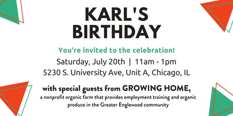 Karl Riley's Birthday! tickets