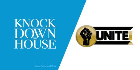 UNITE Movie Night and Q&A: Knock Down the House tickets