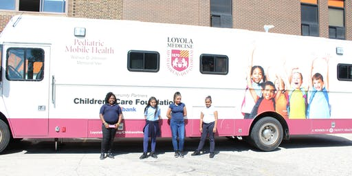 Free Physicals and Immunizations with Loyola Mobile