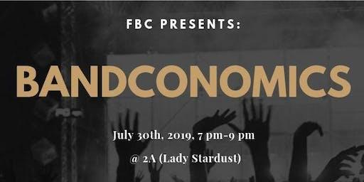 Feedback Collective Presents: Bandcanomics