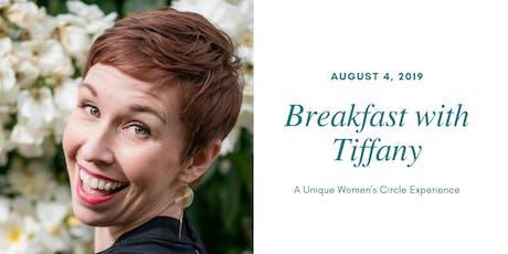 Breakfast with Tiffany tickets