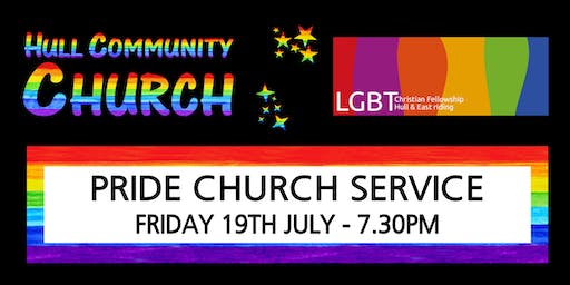 Pride Church Service