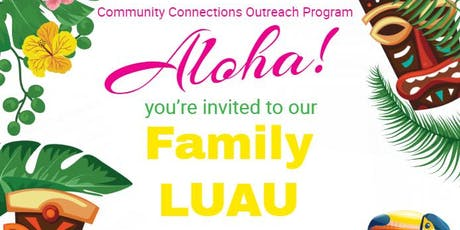 Family Luau tickets