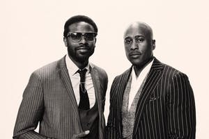 The Midnight Hour feat. Ali Shaheed Muhammad (A Tribe Called Quest) and Adrian Younge
