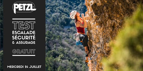 Petzl ⋮ Test escalade tickets