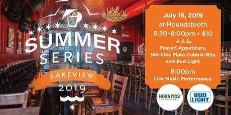 Lakeview Summer Series at Houndstooth Saloon tickets