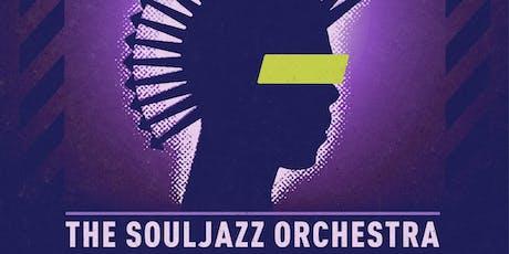 The Souljazzz Orchestra en Barcelona entradas