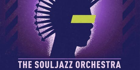 The Souljazzz Orchestra en Barcelona tickets