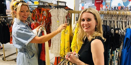 Personal Styling Lounge at ICON Outlet at The O2 tickets