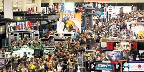 NY Fan Expo Canada tickets