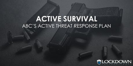 Active Survival Instructor Course tickets