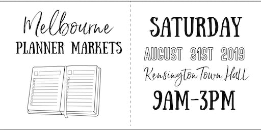Melbourne Planner Markets - VIP Ticket and Goodie Bag