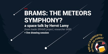 TCtM #13 BRAMS: the meteors symphony? tickets