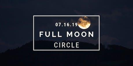 Full Moon Circle in Capricorn tickets