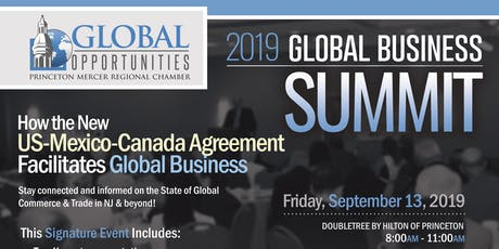 2019 Global Opportunities Business Summit tickets