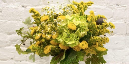 """Fall"" in Love with Flower Arranging at Calico - Mill Valley"