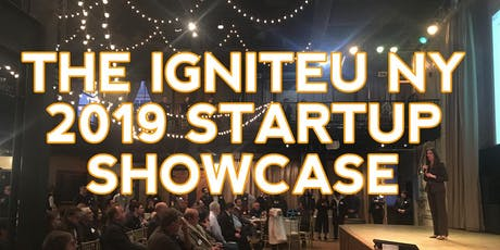 IgniteU Startup Showcase tickets