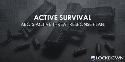 Active Survival Instructor Course