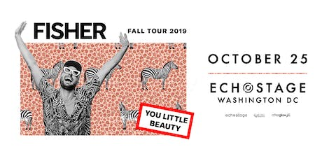 Fisher You Little Beauty Tour tickets