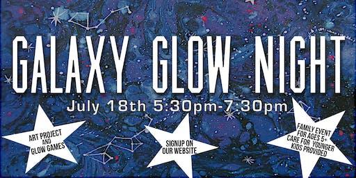 Galaxy Glow Night