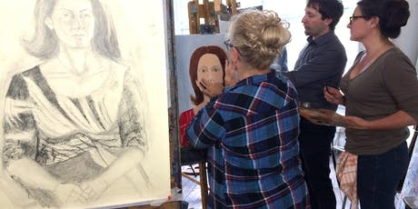 Pop-Up Gunnersbury School of Art - Draw the Portrait tickets