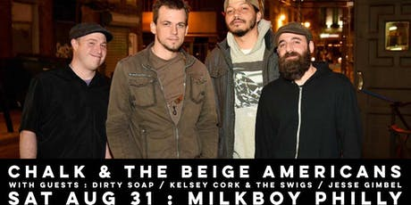 Chalk & The Beige Americans tickets