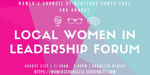 Local Women in Leadership Forum