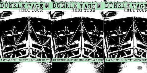 DUNKLE TAGE mit DJ MPunkT Messer