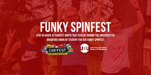 Funky SpinFest - Fitness Fun