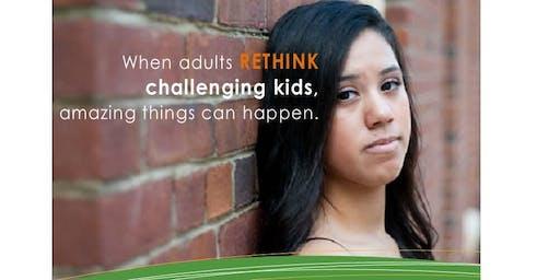 Think:Kids - Tier 1 Collaborative Problem Solving® Training: Jan. 15-17, 2020