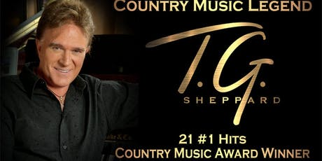 T G Sheppard live at Wild Hogs in Walford! tickets