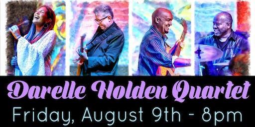 Aurora Borealis Presents: Darelle Holden Quartet